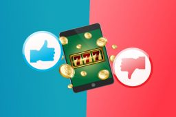 Fordeler og ulemper med online gambling