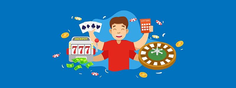 Fordeler ved a spille online vs offline Banner - CasinoTopp