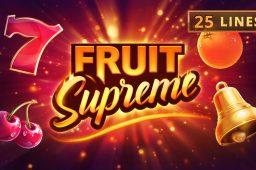 Fruit Supreme: 25 Lines Image