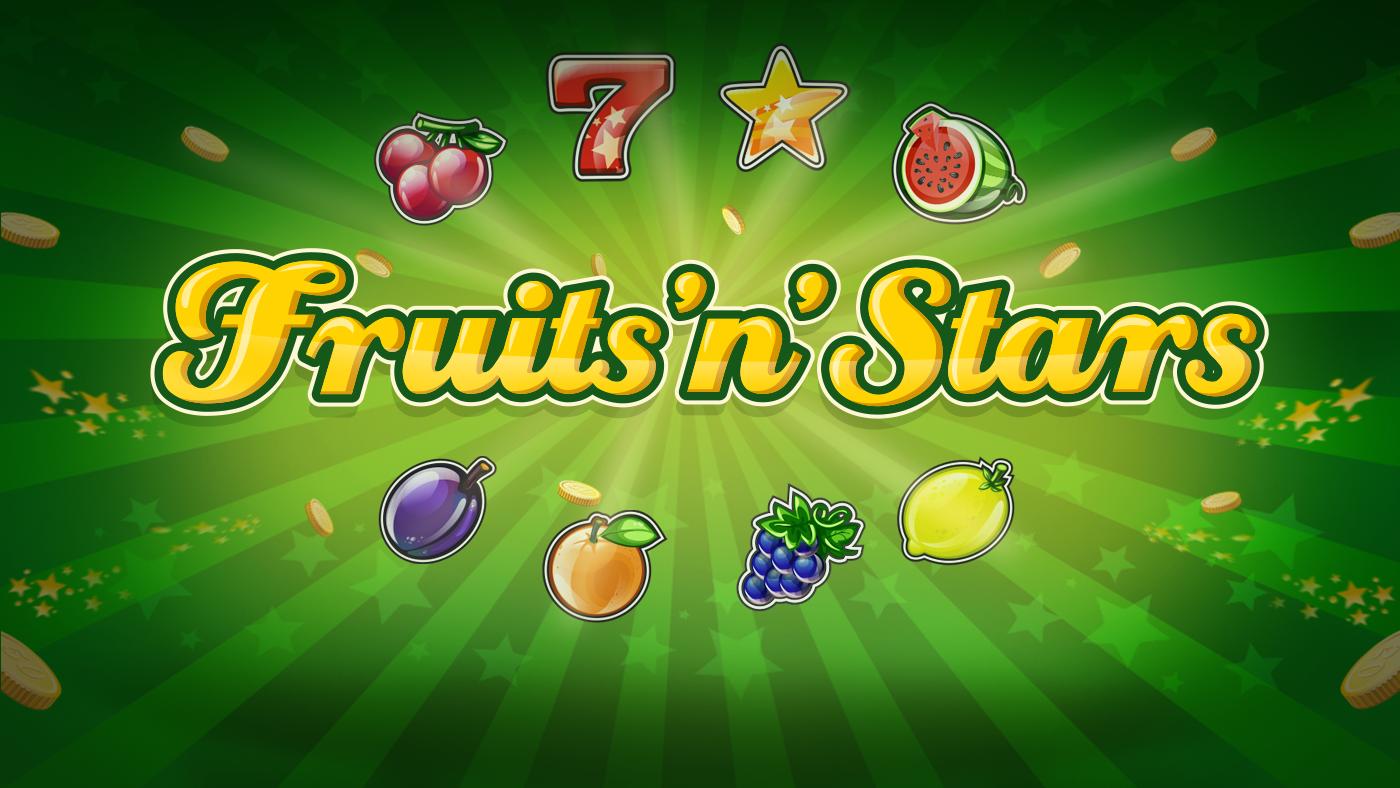 Fruits'n'Stars Logo