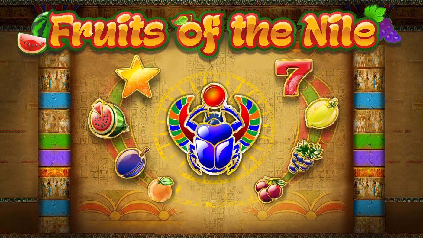 Fruits of the Nile Logo
