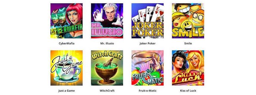 Fuga Gaming Spillutvalg - CasinoTopp