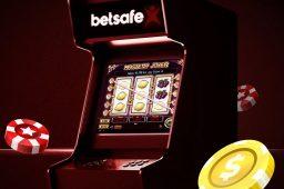 Gå ikke glipp av velkomsttilbudet hos Betsafe Casino