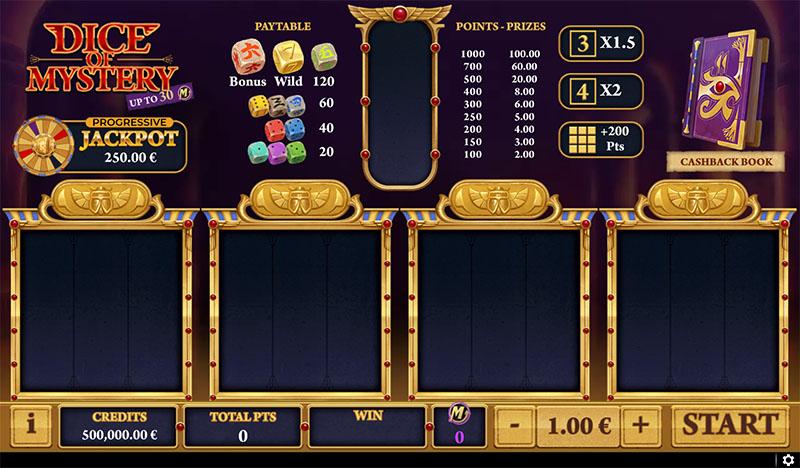 GAMING 1 lanserer et helt nytt spill hvor du plasserer wilds hvor du vil screenshot - CasinoTopp