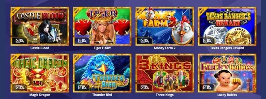 GameArt Spillutvalg - CasinoTopp