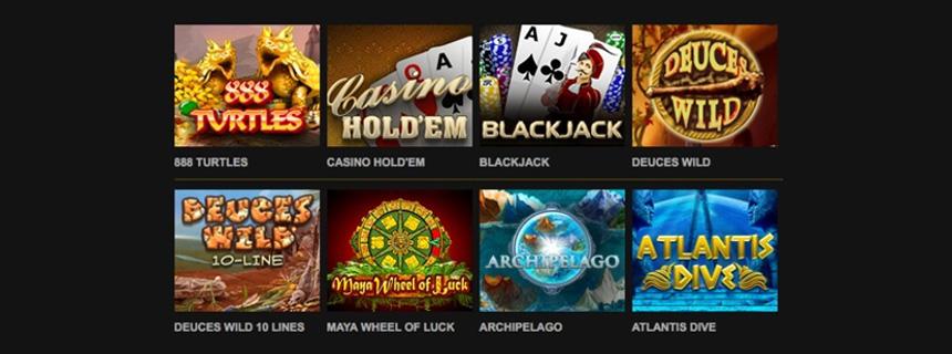 GameOS Spillutvalg - CasinoTopp