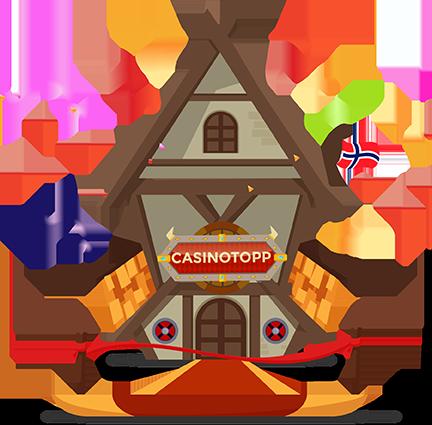Gode grunner til å velge et norsk online casino - Banner