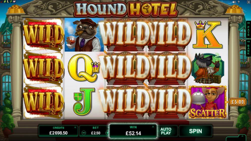 Hound Hotel Slot Images - CasinoTopp