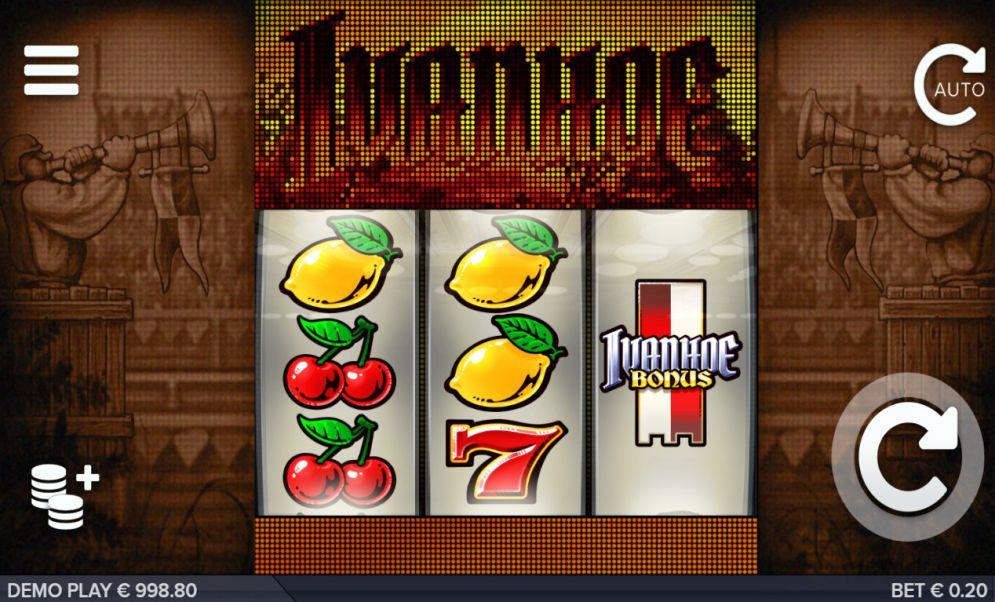 Ivanhoe Slot Images - CasinoTopp