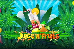 Juice and Fruits Image