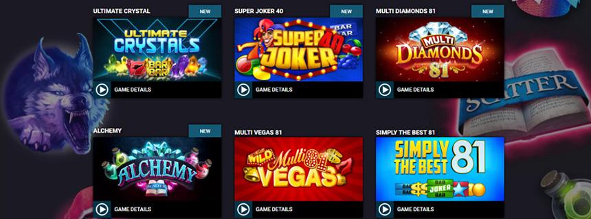 Kajot Games Spillutvalg - CasinoTopp