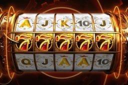 Knekk koden i spilleautomaten Golden Cryptex