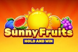 Kos deg med Playsons nye spilleautomat Sunny Fruits: Hold and Win