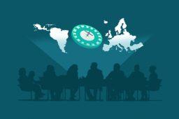 Latin-amerikanske og europeiske markeder vil bli diskutert av spilleksperter