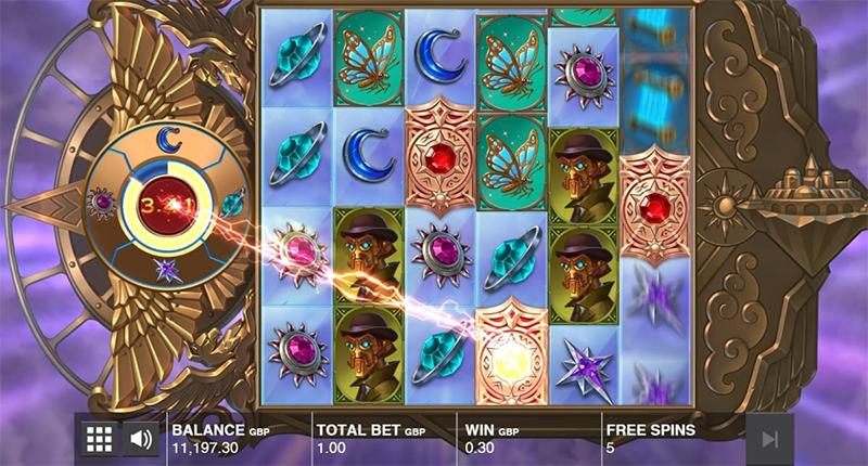 Land of Zenith - screenshot dari Push Gaming Screenshot - CasinoTopp