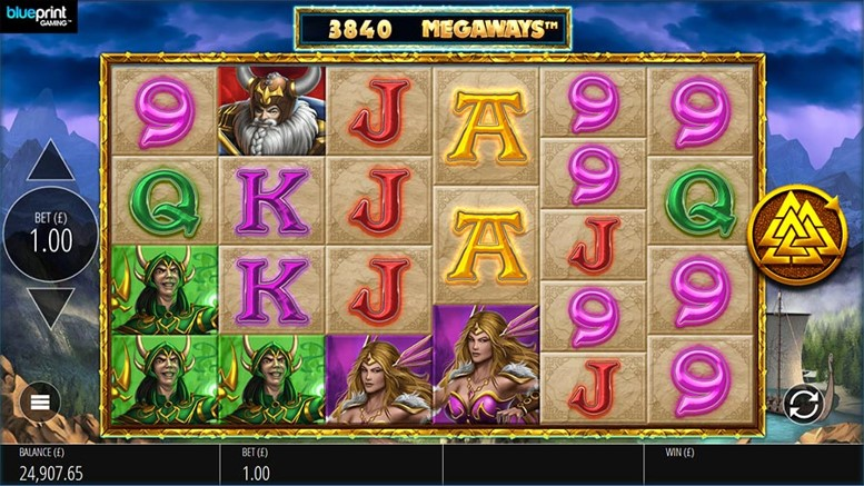 Lightning Strike Megaways Slot Images - CasinoTopp
