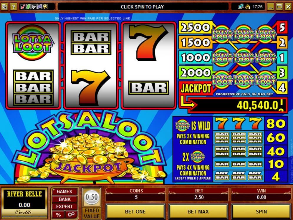 LotsAloot Slot Images - CasinoTopp