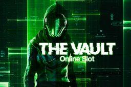 Lucky Casino er det aller første som tilbyr spilleautomaten The Vault
