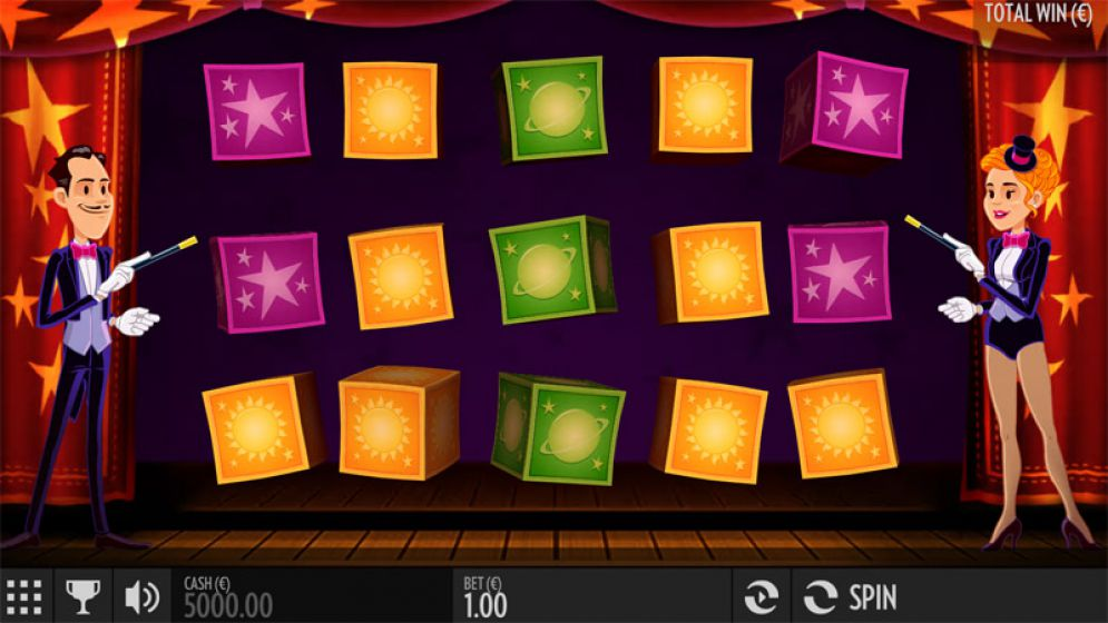 Magicious Slot Images - CasinoTopp