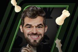 Magnus Carlsen er ny ambassadør for Unibet