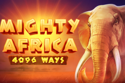 Mighty Africa: 4096 ways Image