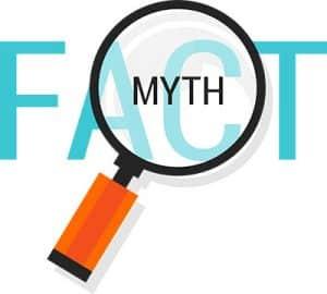 Myter vs fakta om spillavhengighet