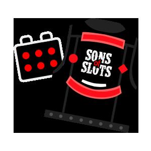 Nå får du over 5000 kroner i bonus hver mandag hos Sons of Slots Casino - CasinoTopp
