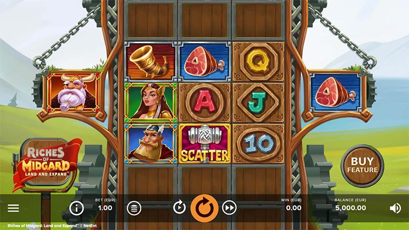 NetEnt lanserte en ny spilleautomat i dag screenshot - CasinoTopp