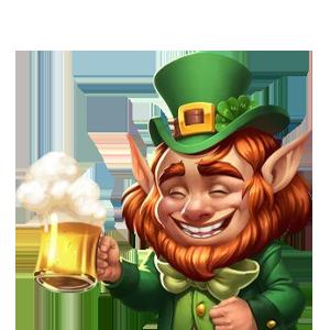 Oppsøk den irske flaksen i Leprechaun Goes Wild - CasinoTopp