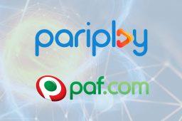 Pariplay inngår nytt samarbeid med Paf
