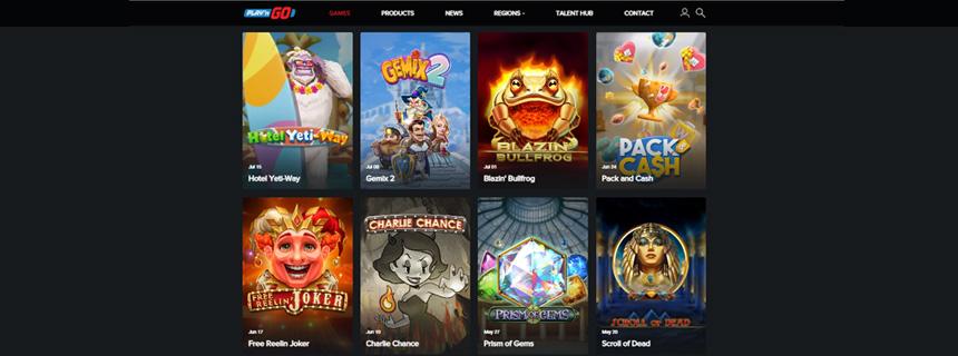 Play n GO Spillutvalg - CasinoTopp