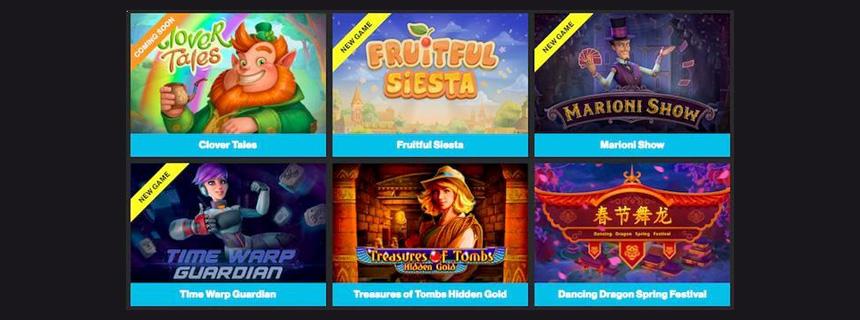 Playson Spillutvalg - casinoTopp