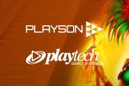 Playson og Playtech har signert et globalt partnerskap