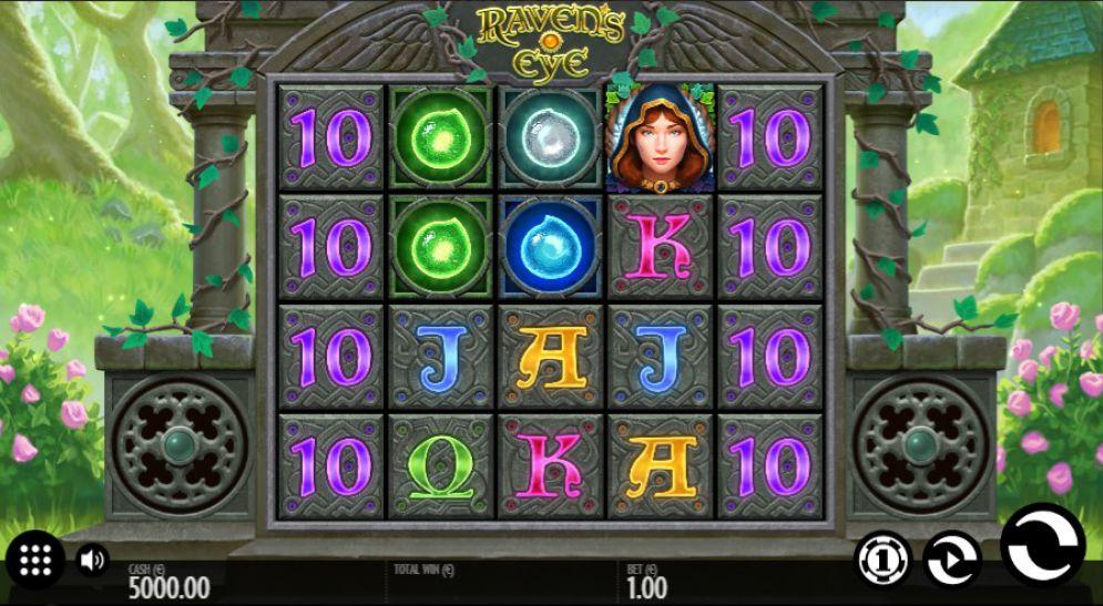Raven's Eye Slot Images - CasinoTopp