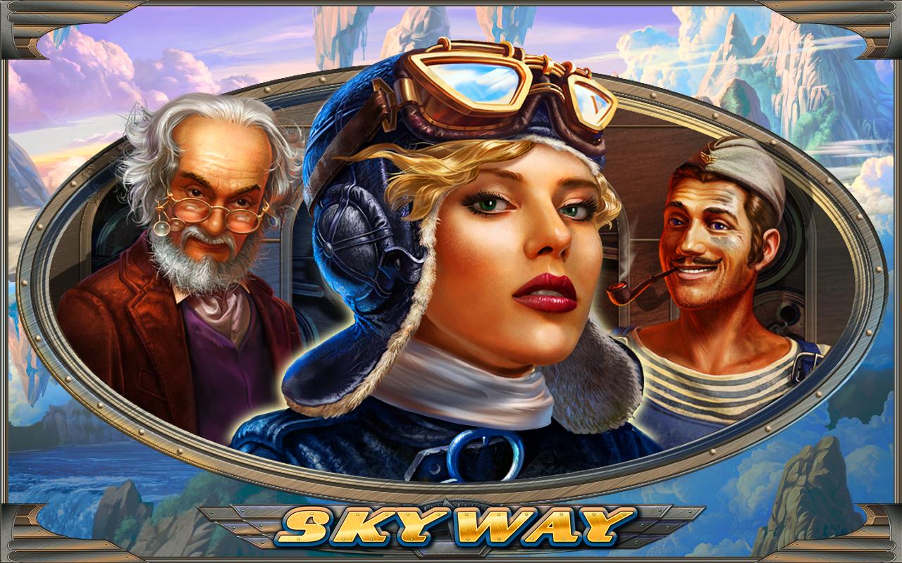 Sky Way Logo