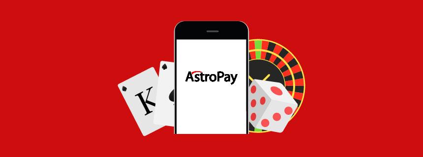 Slik bruker du AstroPay hos online casinoer - CasinoTopp