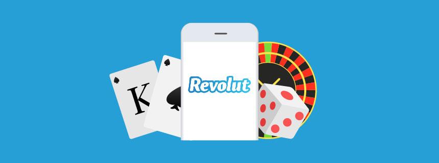 Slik bruker du Revolut hos online casinoer - CasinoTopp