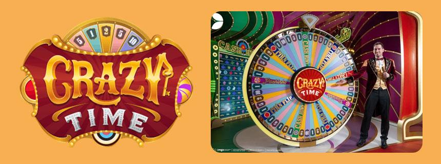 Slik fungerer Live Game Shows - CasinoTopp