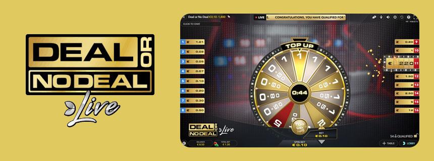 Slik spiller du Deal or No Deal - CasinoTopp