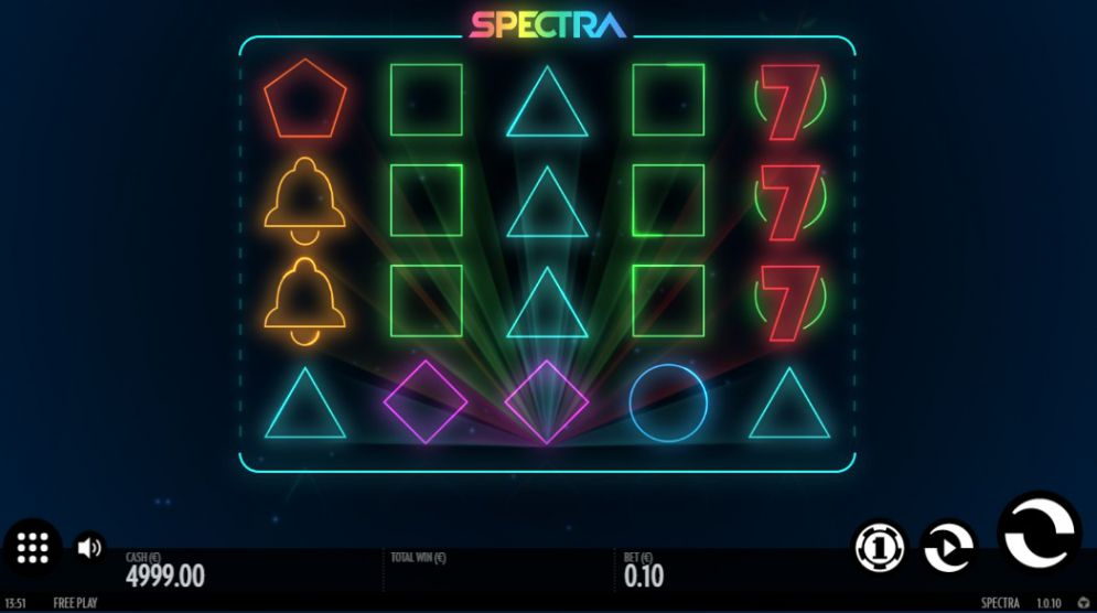 Spectra Slot Images - CasinoTopp