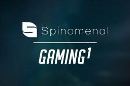 Spinomenal inngår et partnerskap med Gaming1