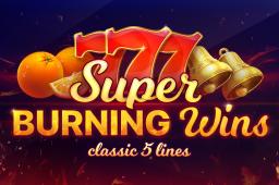 Super Burning Wins Image