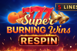 Super Burning Wins: Respin Image
