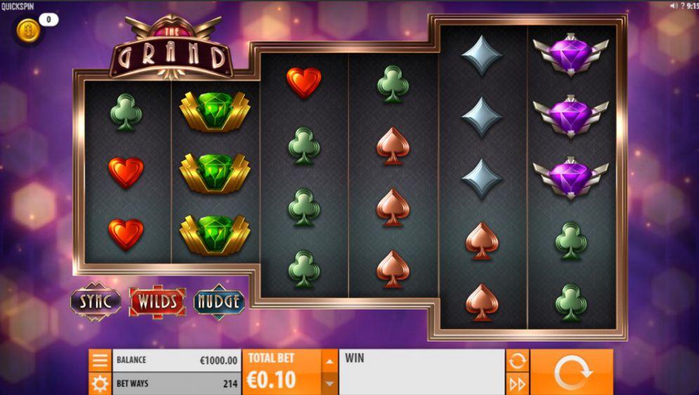 The Grand Slot Images - CasinoTopp