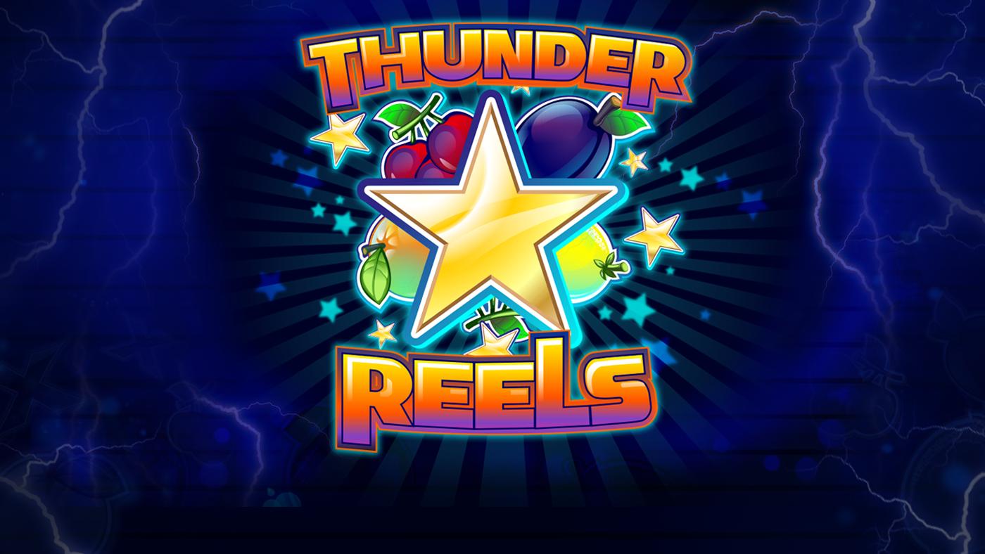 Thunder Reels Logo
