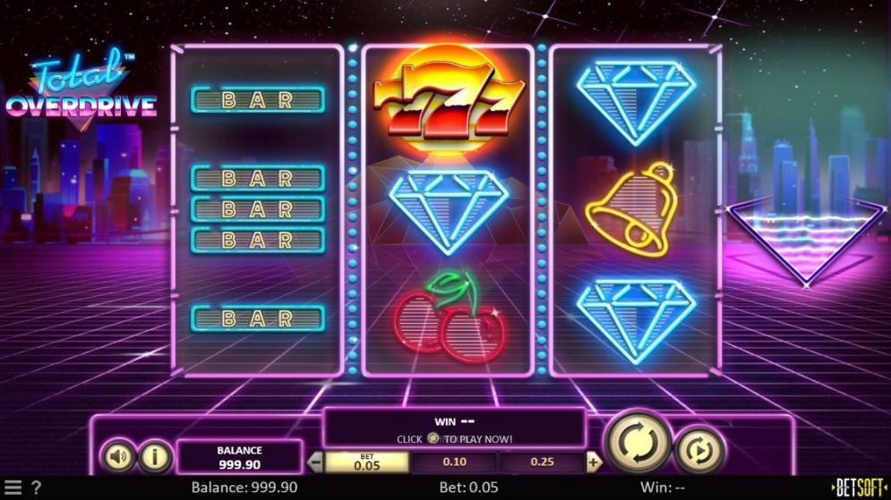Total Overdrive Slot Images - CasinoTopp