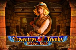 Treasures of Tombs Hidden Gold Image