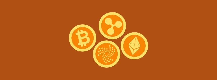 Ulike typer Bitcoin - CasinoTopp