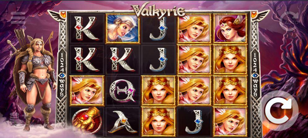 Valkyrie Slot Images - CasinoTopp