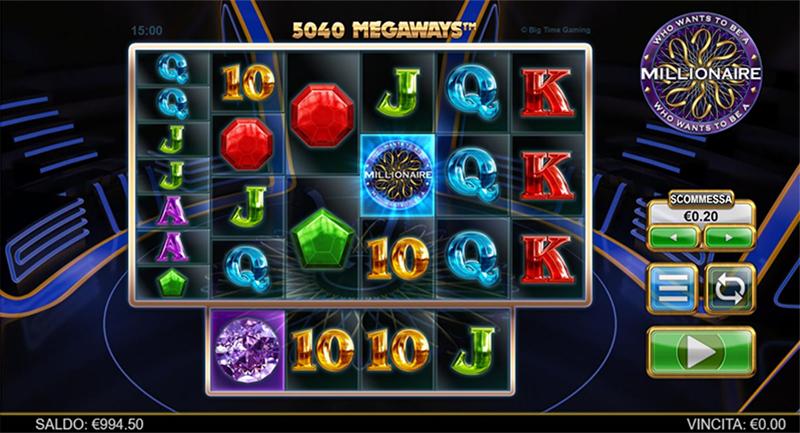 Vil du bli millionær Slot Images - CasinoTopp